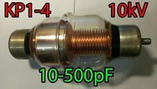 KP1-4 10-500pF 10kV Vacuum Variable Capacitor (#283450881287)