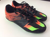 Adidas Boys Football Boots, Uk 2 Infants, Eu34 Vgc