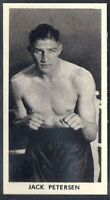 MATT WHITE PRINT HENRY ARMSTRONG -#28 CARTLEDGE-FAMOUS PRIZE FIGHTERS BOXING