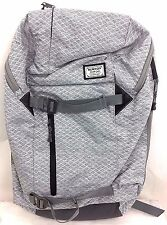 BURTON LUMEN BACKPACK -- COLOR: GRYHEAT -- SIZE: 30 LITERS --- BRAND NEW!!!