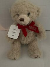 Hallmark Owen Best Friend Babys First Christmas Soft Teddy Bear Stuffed Plush
