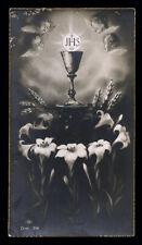santino-holy card*ediz. NB n.330 L'EUCARESTIA