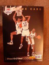 Rare: 1993 93 Upper Deck NBA Draft Shaquille O'Neal Rookie RC #1b Trade Card