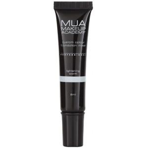 MUA Custom Colour Foundation Mixer Lightening warm