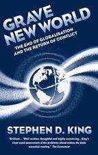GRAVE NEW WORLD, King, Stephen D., 9780300218046