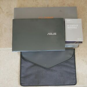ASUS ZenBook 14 UM425IA-HM101T 14 Pulgadas FHD Ryzen 4700U 16GB RAM 512GB SSD