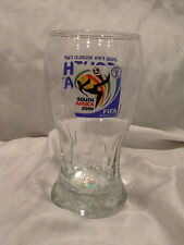 Collectible 15 Fl Oz. Trophy Glass 2010 Fifa World Cup Licensed South Africa