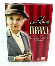 Agatha Christie : Marple -The Classic Mysteries Collection 2006  5 DVD Set NEW