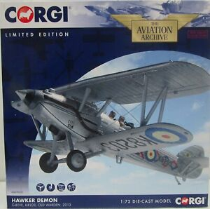 Corgi 1/72 - AA39605 - Hawker Demon