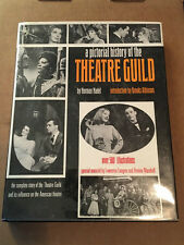 Pictorial History of the Theatre Guild by Norman Nadel 1st Edition inscribed