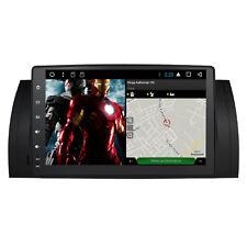 "5 Ser BMW E39 X5 E53 M5 HD 9"" Android 8.1 Car Radio Player Stereo GPS Navigation"