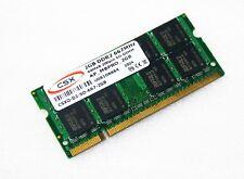 DDR2 CSX Apple - 2GB - SO-DIMM AP-MBPRO  667 Mhz