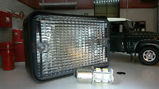 Land Rover Series 3 Defender OEM Gen LEP PRC2516 Red LED Clear Rear Fog light