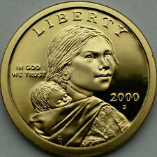 2000-S Proof Sacagawea Dollar