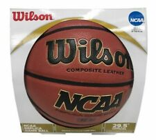 Wilson NCAA Performance Replica Composite Leather Basketball - Size 7