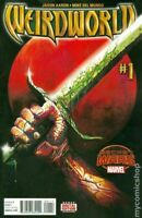 Weirdworld #1 Secret Wars Marvel comic 1st Print 2015 unread NM