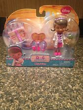 New In Package Disney Doc McStuffins Physician Play Set
