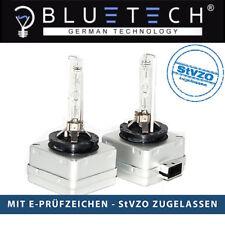 2 x D1S 6000K XENON BRENNER BIRNE LAMPE BLUETECH® für AUDI A3 8P1  A4 8E2 B6 B7