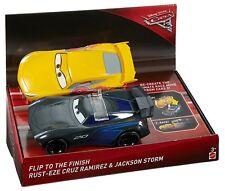 Mattel Disney Cars 3 Überschlag-zielrennen
