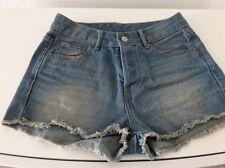 Ladies New denim Shorts, Size 10.