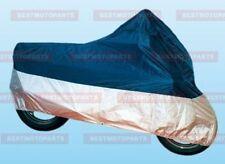 Coprimoto e teloni antipioggia blu ricambi moto moderne taglia XXL