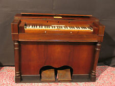 ANCIEN HARMONIUM  palissandre MERKLIN SCHIITZER instrument piano orgue à reviser