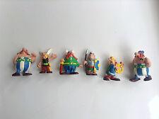 Lot de 6 figurines Astérix Bully
