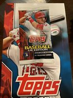 1 - 2020 TOPPS UK EDITION SEALED HOBBY PACK! 10 Card Pack! Buy Any Quantity!📈