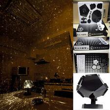1Pcs Projecteur Lumières Ciel étoiles Lampe Veilleuse LED Décor Chambre enfant