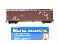 HO Scale Walthers Mainline 910-1557 CP Canadian Pacific 40' Box Car #36077