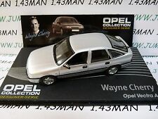 OPE138 1/43 IXO designer serie OPEL collection : VECTRA A W.Cherry silver