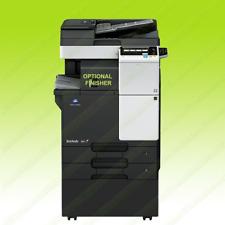 Konica Minolta Bizhub 287 Laser Mono Printer Scan Copier A3 Duplex Mfp 28ppm 367