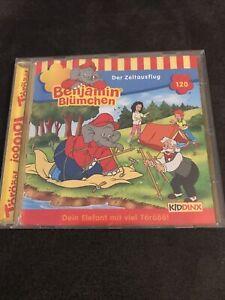 BENJAMIN BLÜMCHEN Der Zeltausflug • Folge 120 • Hörspiel CD • ab 4 Jahren