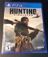Hunting Simulator (PS4) NEW