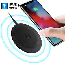 Fast Wireless Charger Cordless Charging Pad Mat For Samsung S8 S9 S10 iPhone X 8