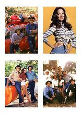 4 Dukes Of Hazzard / Catherine Bach 5 x 7 / 5x7 GLOSSY 4 Photo Picture LOT