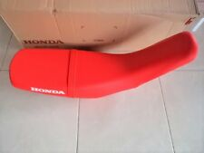 Honda CRF250 L/M GENUINE Seat RED 2012 2013 2014 2015 2016 2017 2018 *UK STOCK*