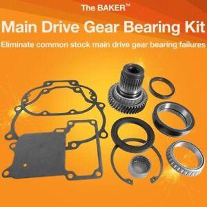Baker Drivetrain 640-67 6-Speed Tapered Roller Bearing Kit Harley Big Twin 07-Up