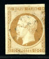 Frankreich MiNr. 8 gestempelt (D961