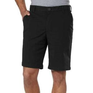 IZOD Men's Performance Shorts, Ultraflex Waistband, Black, Blue, Pick Size, NWT