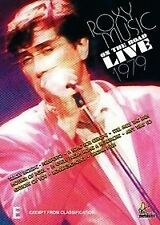 Roxy Music - On The Road Live 1979 (DVD) REGION FREE - BRAND NEW SEALED - FREE