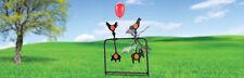 BSA Gamo air rifle, gun, pistol: 4 spinning targets & balloons 177 22 pellet