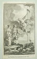 Vicomte de Valmont allégories La Raison la Foi 1778 d'ap Cha Monnet sc L Legrand