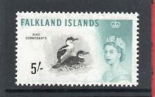 Falklands Islands QE2 1960 Birds 5s. sg 205 VLH.Mint