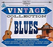 The Vintage Collection - Blues Various Artists Audio CD