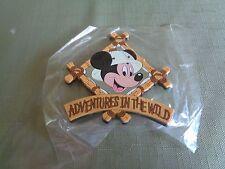 Mickey Mouse Disneyland Adventureland Adventures in the Wild Magnet