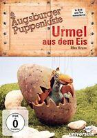 Augsburger Puppenkiste - Urmel aus dem Eis (DVD/NEU/OVP)