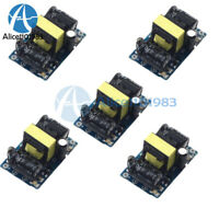 5PCS AC-DC 12V 400mA 4.5W Power Supply Converter Step Down Module for Arduino