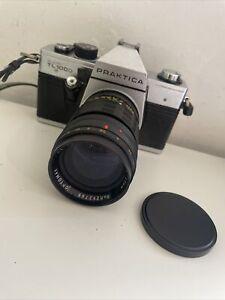 PRAKTICA Super TL1000 SLR 35mm M42 Body Camera + Telephoto 135mm Lens