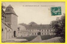 cpa 62 - PERNES lès BOULOGNE Souverain Moulin CHÂTEAU Signature du Photographe